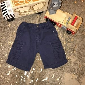 Other - Kids 2T Navy Cargo Shorts